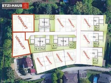 Leonding: Grundstücke in bester Lage ab € 570.000