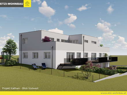 Kallham: Penthousewohnung mit 30 m² Terrasse ab € 346.395,-