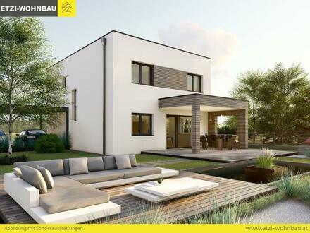 Micheldorf: Einfamilienhaus + Grundstück ab 421.400,-