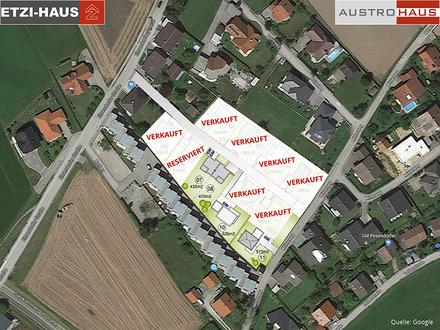 Grundstück inkl. Ziegelmassivhaus in Pinsdorf ab € 401.553