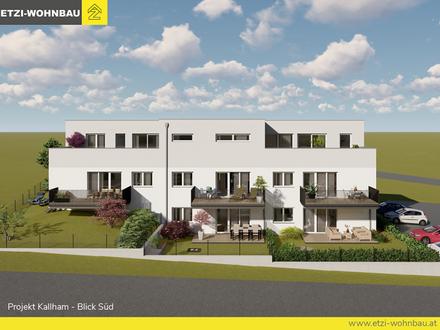 Kallham: Eigentumswohnung mit 122 m² Garten ab € 311.850,-