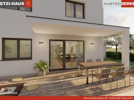 Ziegelhaus & Keller mit Grundstück in Pinsdorf ab € 408.242