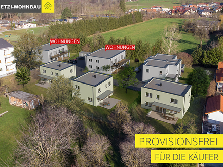 Micheldorf Wohnpark am Alpenbad: Wohnung ab 216.900,-