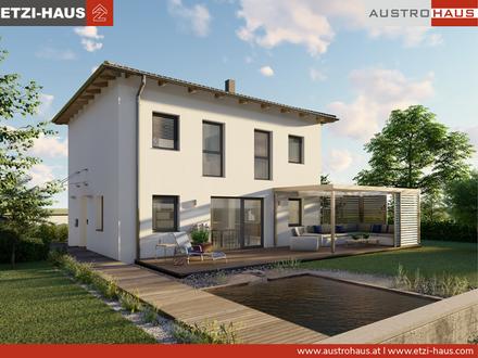 NEUER PREIS Kirchstetten: Haus+Grund ab € 360.944,-
