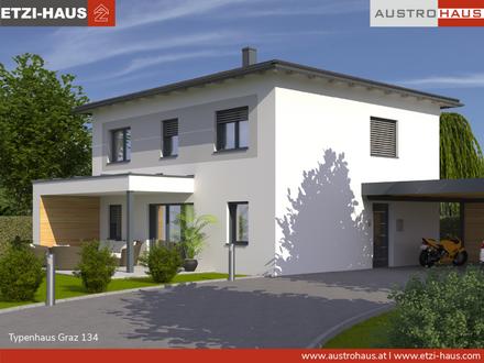 Pinsdorf: Modernes Haus aus Ziegel inkl. Grund ab € 393.809