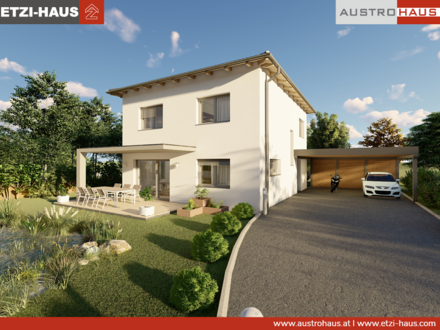 Forchtenau: Einfamilienhaus zum leistbaren Preis ab €264.233