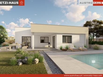 Bungalow 120 m² inkl.Grund Hof am Leithaberge ab € 377.183,-