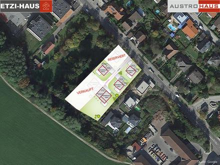 Zentrales Grundstück inkl. Haus in Gablitz ab € 498.000,-