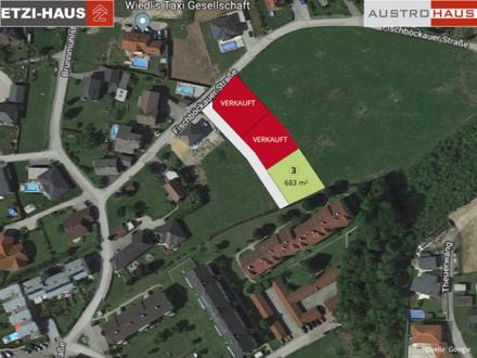 Grund inkl. Ziegelhaus in Vorchdorf-Fischböckau zu verkaufen