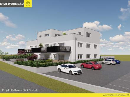 Schlüsselfertige Wohnung mit Balkon in Kallham ab € 303.450