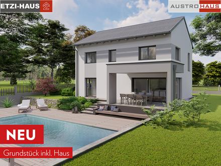 Taiskirchen: Ziegelaktionshaus + Grund ab € 320.802,-