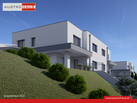 Doppelhaus Süd inkl. top Grundstück in Katsdorf ab € 480.439