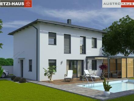NEU in Desselbrunn: Ziegelmassivhaus+Grund ab € 354.291,-