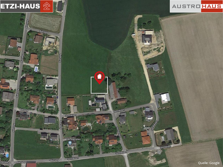 Taiskirchen: Grundstück + Doppelhaushälfte ab € 260.000,-