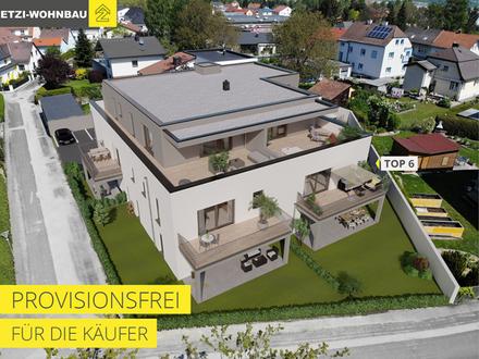 Eigentumswohnung inkl. Eigengarten STADT HAAG ab € 269.000,-