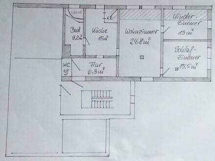 Schöne 3-Raum Wohnung