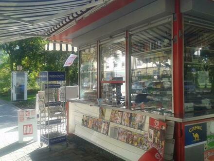 Kiosk in Ludwigshafen-Friesenheim