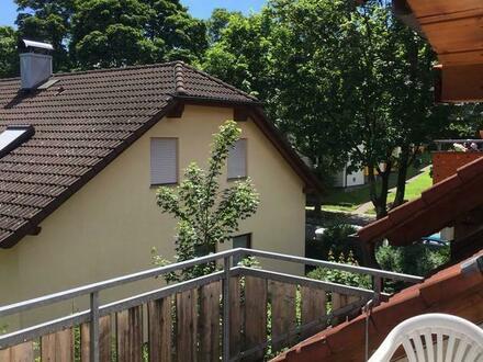 1 Zimmer Eigentumswohnung mit Balkon