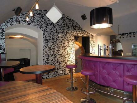 Clublokal/Bar mitten in der Stadt