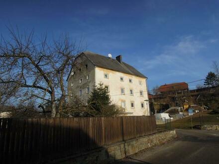 Wohnen in historischem Gebäude