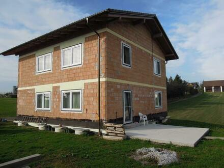 Zweifamilienhaus Neubau