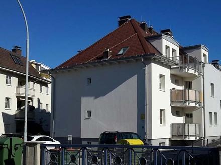 St. Valentin. geförderte 1 Zimmer Mietwohnung | Dachterrasse.