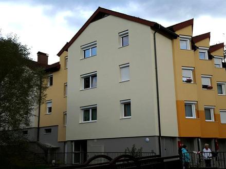 Bad Schönau. 3 Zimmer Mietwohnung.