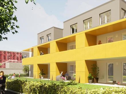 Großriedenthal. Ab Frühjahr 2023 | Geförderte 2 Zimmer Wohnung | Loggia.