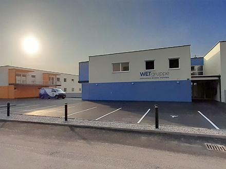 Markt Piesting. Geförderte Familienwohnung | Loggia | Miete mit Kaufrecht.