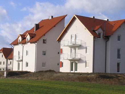 Lichtenau. Geförderte 3 Zimmer Wohnung | Balkon | Miete mit Kaufoption.