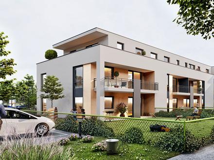Lanzenkirchen. Erstbezug Herbst 2021 | Geförderte 4 Zimmer Wohnung | Miete mit Kaufrecht.