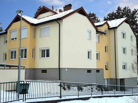 Bad Schönau. 3 Zimmer Mietwohnung im Dachgeschoß.