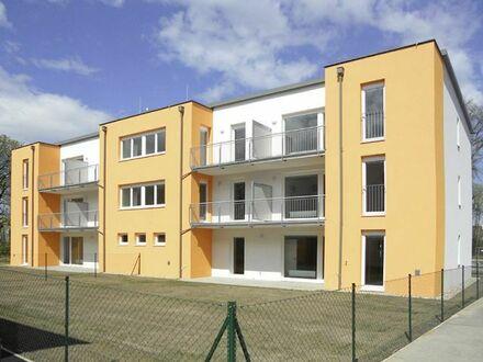 Mannersdorf-Wasenbruck. Geförderte 3 Zimmer Wohnung | Loggia | Miete mit Kaufrecht.