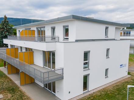 Würflach. Ab sofort | geförderte 3 Zimmer Wohnung | Balkon | Miete mit Kaufrecht.