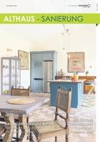 Unser Magazin Althaus - Sanierung