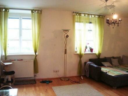 Eine 52 m² Wohnung in unmittelbare