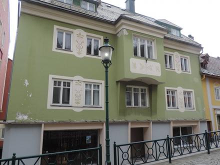 Komplettes bestandsfreies Haus in der Innenstadt, Wohnungseigentum in Vorbereitung