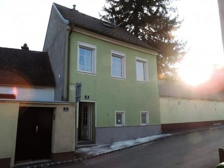 Kleines Haus mit Terrasse - kein Garten