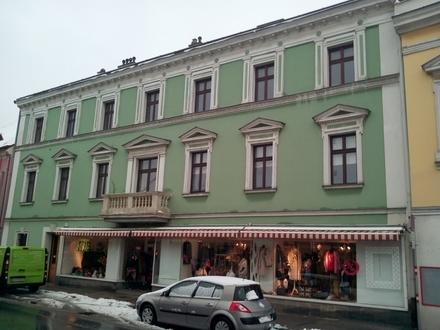Hauptmietwohnung, topsaniert im Stadtzentrum