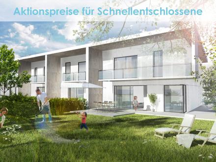 RHA Etsdorf - Wohnen im Grafengarten - Direkt vom Bauträger - Provisionsfrei - RH 2 & 3, RH 6 & 7