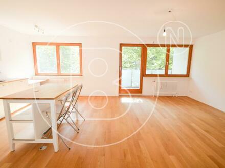 4-Zimmer-Balkon-Wohnung mit Garage - ERSTBEZUG!