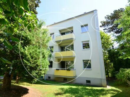 3-Zimmer-Loggia-Wohnung in bezaubernder Grünruhelage!