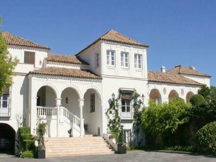 Valderrama, Los Altos, Costa del Sol - Majestätisches Anwesen für allerhöchste Ansprüche | Valderrama, Los Altos, Costa del…