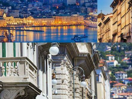 Triest – Imposante Palazzi und attraktive Zinshäuser in der geschichtsträchtigen Hafenstadt | Trieste - Impressing palazzi…
