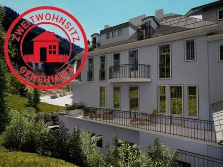 Villa Hiss- Wohnung im Zweitwohnsitzgebiet