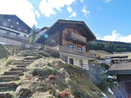 Haus in der Ski und Almen Gemeinde Hüttschlag/Großarl