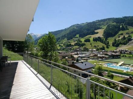 Terrasse + Ausblick