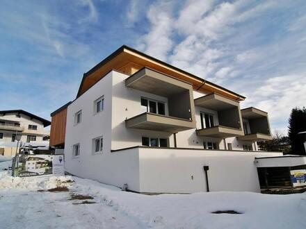 Gartenwohnung mit Stil trifft moderne Architektur