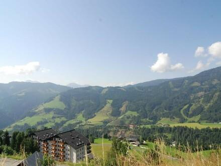 Ruhiges Plätzchen mit Blick auf Mühlbach am Hochkönig