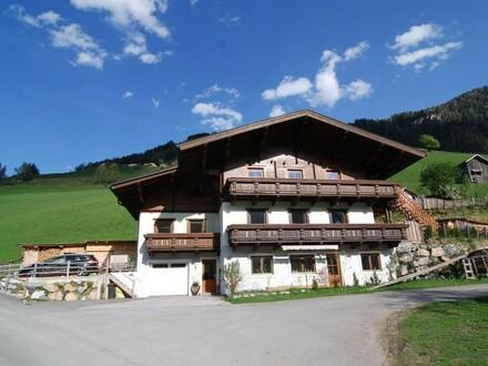 Mehrfamilienhaus im Tal der Almen